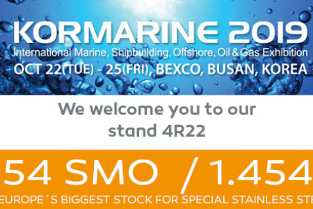 KORMARINE 2019 – we are participating!